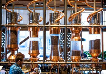 Starbucks Reserve Roastery – NYC