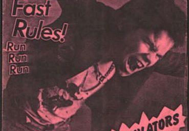 "The Stimulators' ""Loud Fast Rules"" Re-Release"